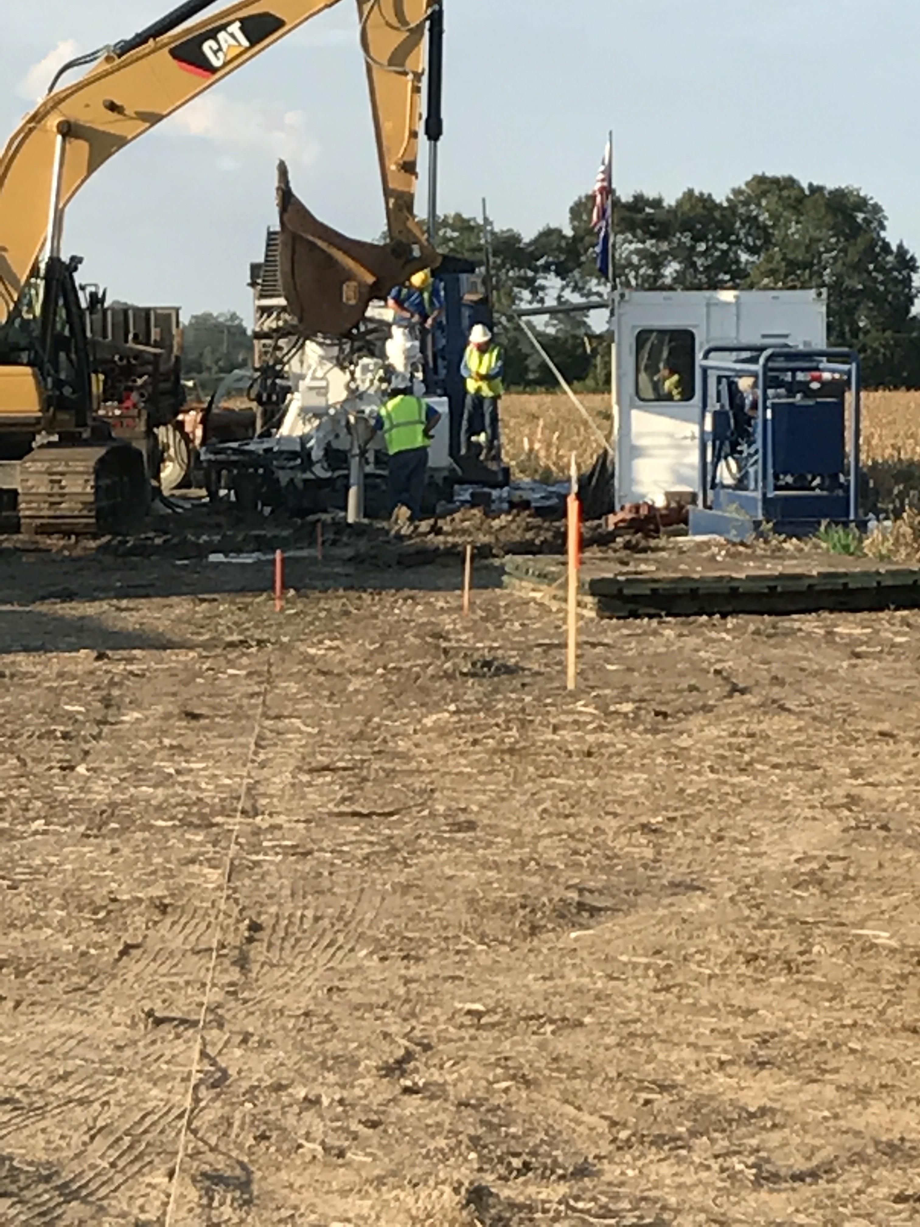 pipe line constructors american midstream